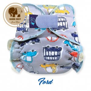 Cloth diaper 1-size - Ford BRZ37